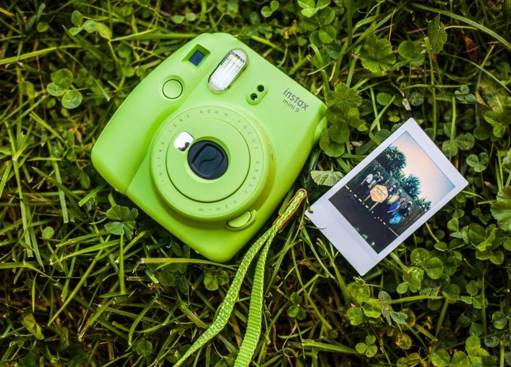 What can you do with your new Instax camera?