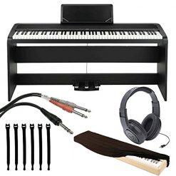 Korg B1SP Digital Piano Package - Black