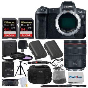 Canon Mirrorless Cameras