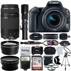 Canon EOS Rebel SL2 EF-S 18-55mm STM Kit