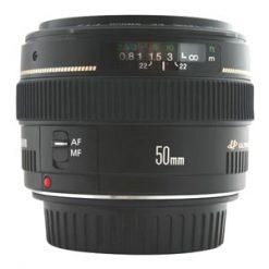 Canon Normal EF 50mm f/1.4 USM Autofocus Lens