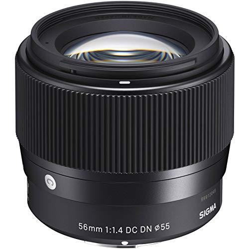 Sigma 56mm f/1.4 Contemporary DC DN Lens (for Sony Alpha E-Mount Cameras)