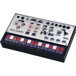 Korg Volca Modular Semi-modular Analog Synthesizer, 16-step Sequencer