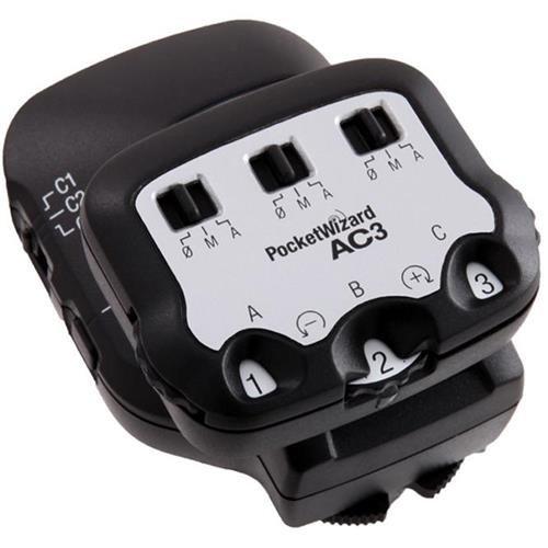 PocketWizard Flex TT5  TTL Tranceiver Bonus Bundle  for Nikon