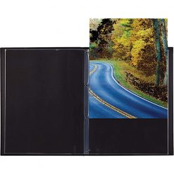 "Itoya Professional Presentation Book 9""x12"" 24 Pockets/48 views"