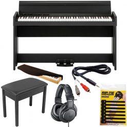 Korg C1 Air Digital Piano (Brown)