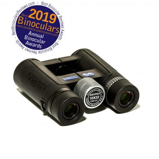 Snypex 10×32 Knight D-ED Compact Binoculars with Waterproof/Fogproof Excellent for Travel, Safaris, And Hunting
