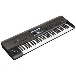 Korg Krome EX 61-key Synthesizer Music Workstation
