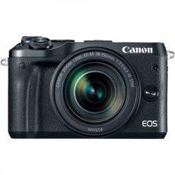 99a306af7cb1 Canon EOS M6 Mirrorless Digital Camera + EF-M 18-150mm Lens Kit