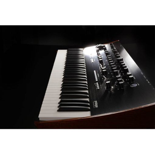 Korg Prologue - Polyphonic Analog Synthesizer (16-Voice) + High-Quality Accessories