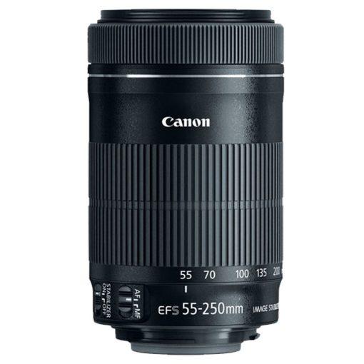 Canon EOS Rebel SL3 (BK) Kit+ 18-55 & 55-250mm + 500mm Lenses