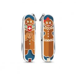 Victorinox Classic Limited Edition 2019 Pocket Knife (Gingerbread Love)