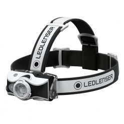 Ledlenser 880442 Mh7 (New) Headlamp Black (Box)