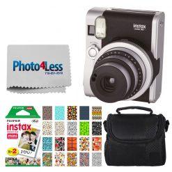 Fujifilm Instax Mini 90 Neo Classic Instant Film Camera (16404571)