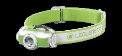 Ledlenser 880448 Mh5 (New) Headlamp Green (Box)