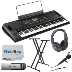 KORG EK50 Entertainer Keyboard + Accessories