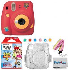 Fujifilm Instax Mini 9 Instant Camera - Toy Story Accessory Bundle