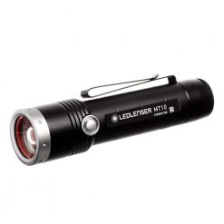 Ledlenser 880380 MT10 Flashlight Black (Box)
