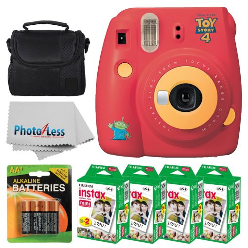 Fujifilm Instax Mini 9 Instant Camera – Toy Story