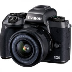 Canon EOS M5 EF-M 15-45mm f/3.5-6.3 IS STM Lens Kit