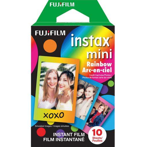 Fujifilm Instax Mini Rainbow Instant Film 10 photos 3 Pack