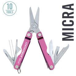 Leatherman Micra Multi-Tool, Pink