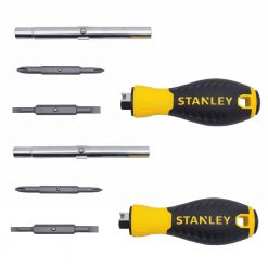 Stanley 68-012 All-in-One Screwdriver, Qty 2