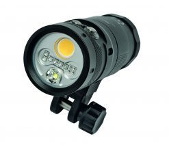 Tovatec Galaxy II Rechargeable Video Dive Light