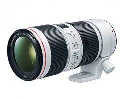 Canon EF 70-200mm f/4-32 II USM Lens for Canon Digital SLR Cameras