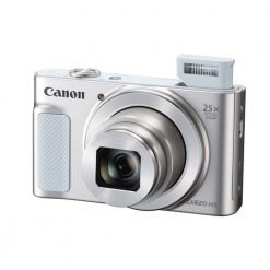 Canon PowerShot SX620 HS Digital Camera (Silver)