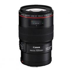 Canon EF 100mm f/2.8L IS USM 1:1 Macro Lens for Canon Digital SLR Cameras