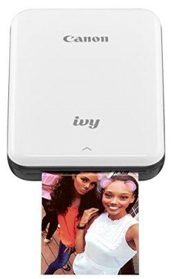 Canon IVY Mini Photo Printer, Slate Gray