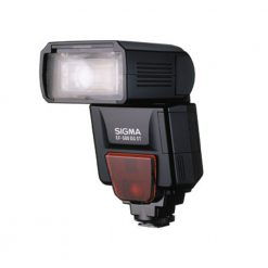 Sigma EF-500 DG ST ADI TTL Shoe Mount Flash for Minolta/Sony AF with ADI TTL Operation