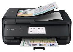 Canon PIXMA TR8520 Wireless Home Office All-in-One Inkjet Printer (Black)