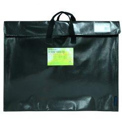 """Itoya Art ProFolio ArtEnvelope Pro 20"""" x 26""""- Gloss Black-BK-12"""
