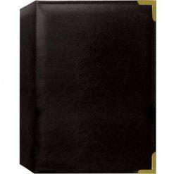 New Pioneer SM57 Black Photo Album Holds 24 5x7 Photos 1 per page Album