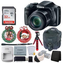 Canon PowerShot SX540 HS Digital Camera Holiday Bundle