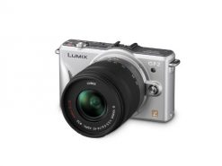 Panasonic Lumix DMC-GF2 12 MP Micro Four-Thirds Mirrorless Digital Camera with 3.0-Inch Touch-Screen LCD and 14-42mm Lens (Silver)