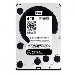 WD 4TB Desktop Performance Caviar Black HDD Retail Kit (WD4003FZEX)