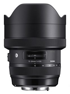 Sigma 12-24mm f/4 DG HSM Art Lens for Canon EF (205954)