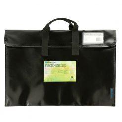 Itoya Art ProFolio ArtEnvelope Pro 14.5″ x 20.5″- Gloss Black-BK-12