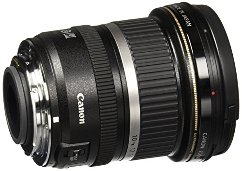 Canon EF-S 10-22mm f/3.5-4.5 USM SLR Lens for EOS Digital SLRs