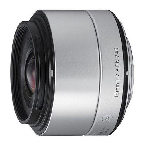Sigma 19mm F2.8 EX DN Art (Silver) for Micro 4/3(40S963)
