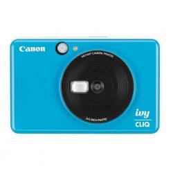 Canon Ivy CLIQ Instant Camera Printer Mobile Mini Printer, Seaside Blue