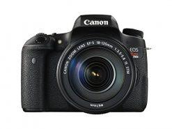 Canon EOS Rebel T6s Digital SLR with EF-S 18-135mm IS STM Lens