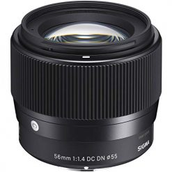 Sigma 56mm f/1.4 Contemporary DC DN Lens (for Sony Alpha E-Mount Cameras)