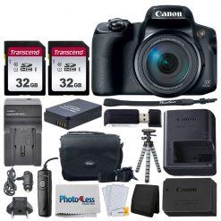 Canon PowerShot SX70 HS Digital Camera Accessory Bundle