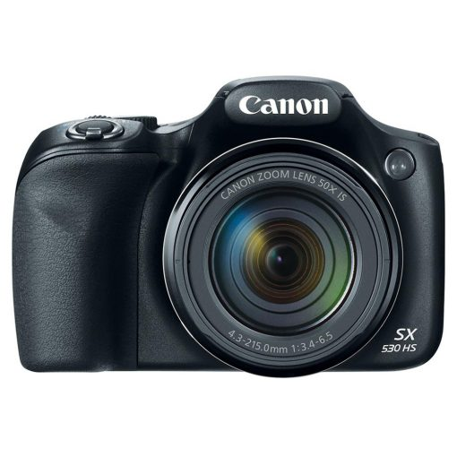 Canon SX530 HS PowerShot Digital Camera with 50x Optical Zoom and Built-in Wi-Fi