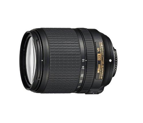 Nikon USA 18-140mm f/3.5-5.6G ED VR AF-S DX NIKKOR Zoom Lens 5 YR Warranty