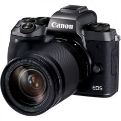 Canon EOS M5 EF-M 18-150mm f/3.5-6.3 IS STM Lens Kit